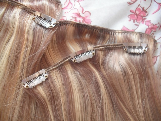 Ik Clip In Hair Extensions From Hairtrade Victorias