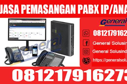 Jasa Pemasangan PABX Surabaya Murah dan Resmi
