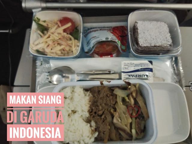 Makan Siang Garuda Indonesia