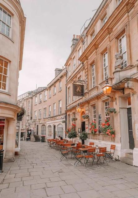 Bath town