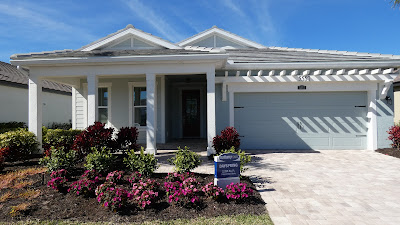 Sunrise Preserve Sarasota new home model