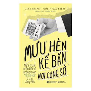 Mưu Hèn Kế Bẩn Nơi Công Sở (Tái Bản) ebook PDF EPUB AWZ3 PRC MOBI