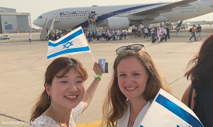 Cristianos surcoreanos ayudan a judíos a regresar a Israel
