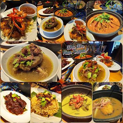 Buffet Ramadhan 2021 - Irama set di Amari Hotel Johor Bahru