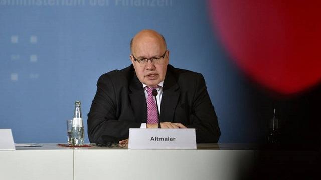 Πέτερ Αλτμάιερ: «Συζήτηση-φάντασμα» τα περί ευρωομολόγου κατά των συνεπειών του κορονοϊού