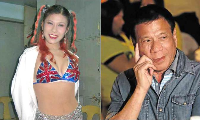 Mystica slams Duterte, calls him 'Digung-gong'