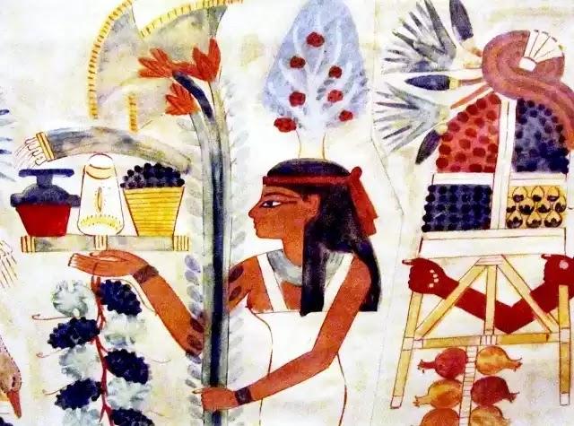Ancient Egyptian Cuisine