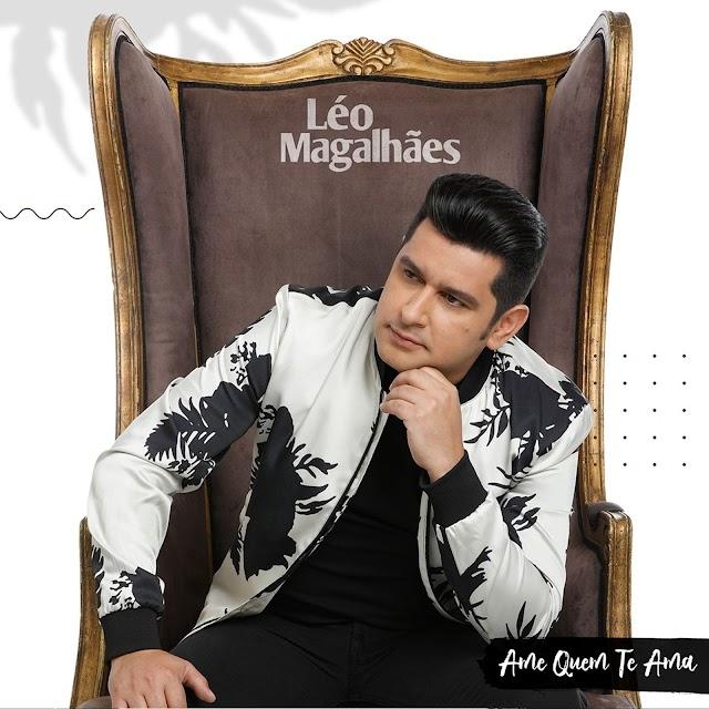 LÉO MAGALHÃES CD 2020