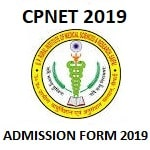 CPNET 2019 Admission Form