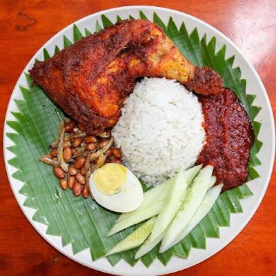 Nasi Lemak & Roti Bakar Kampung Sireh