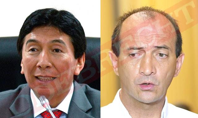 Odebrecht aportó a campañas de candidatos del Apra y PPC al Congreso: Hildebrando Tapia, Juan Carlos Eguren