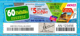 Keralalotteries.net, akshaya today result: 4-12-2019 Akshaya lottery ak-422, kerala lottery result 4.12.2019, akshaya lottery results, kerala lottery result today akshaya, akshaya lottery result, kerala lottery result akshaya today, kerala lottery akshaya today result, akshaya kerala lottery result, akshaya lottery ak.422 results 04-12-2019, akshaya lottery ak 422, live akshaya lottery ak-422, akshaya lottery, kerala lottery today result akshaya, akshaya lottery (ak-422) 04/12/2019, today akshaya lottery result, akshaya lottery today result, akshaya lottery results today, today kerala lottery result akshaya, kerala lottery results today akshaya 4 12 19, akshaya lottery today, today lottery result akshaya 4/12/19, akshaya lottery result today 04.12.2019, kerala lottery result live, kerala lottery bumper result, kerala lottery result yesterday, kerala lottery result today, kerala online lottery results, kerala lottery draw, kerala lottery results, kerala state lottery today, kerala lottare, kerala lottery result, lottery today, kerala lottery today draw result, kerala lottery online purchase, kerala lottery, kl result,  yesterday lottery results, lotteries results, keralalotteries, kerala lottery, keralalotteryresult, kerala lottery result, kerala lottery result live, kerala lottery today, kerala lottery result today, kerala lottery results today, today kerala lottery result, kerala lottery ticket pictures, kerala samsthana bhagyakuri