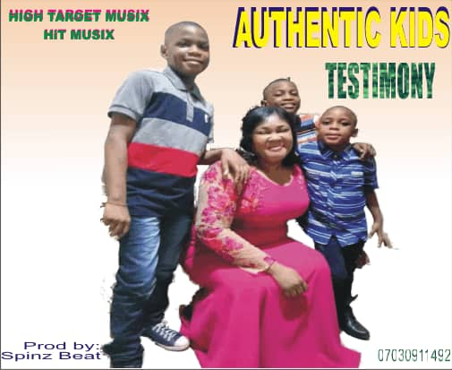 [MUSIC] Authentic Kids – Testimony.