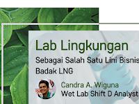 Lab Lingkungan: Sebagai Salah Satu Lini Bisnis Baru Badak LNG