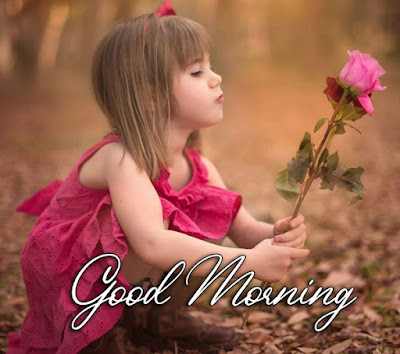 good morning beautiful baby girl images hd
