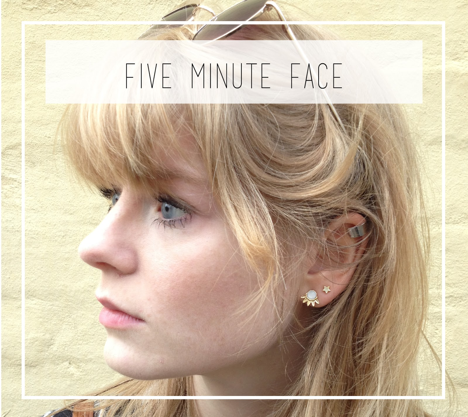 How to Do Your Makeup in Five Minutes Flat
