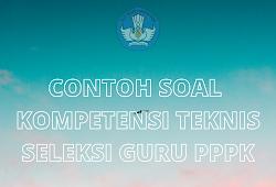 Contoh Soal Kompetensi Manajerial Pppk Beserta Jawaban Info Pendidikan Terbaru