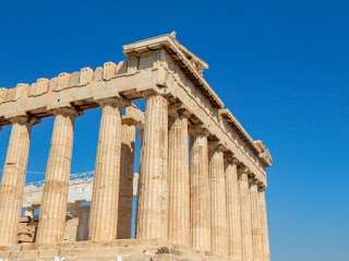 Acropolis - Photo by Clark Van Der Beken on Unsplash
