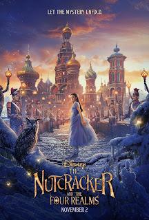 The Nutcracker and the Four Realms - Segundo Poster & Segundo Trailer