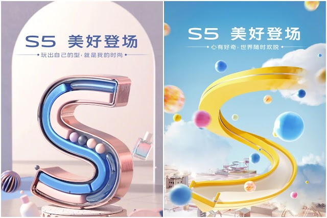 Vivo S5 to be launched on November 14, teaser released