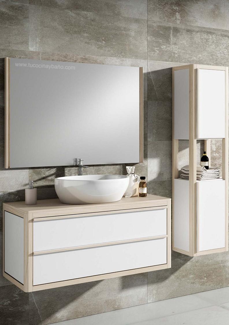 Muebles Para Baño S A De C V Gersa:Mueble baño estilo nórdico