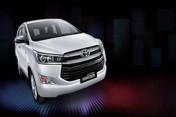 Kenyamanan Toyota All New Kijang Innova Terbaru