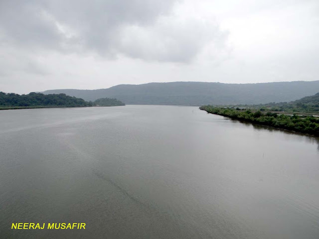 Mumbai to Murud Janjira Fort by Road