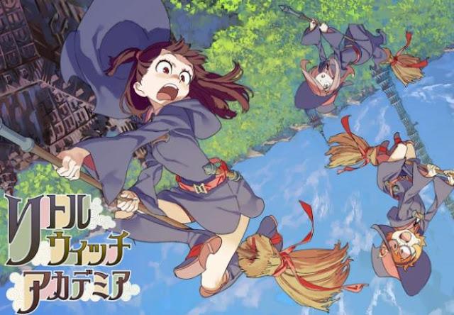 Little Witch Academia - Anime Mirip Black Clover [Rekomendasi Terbaik]