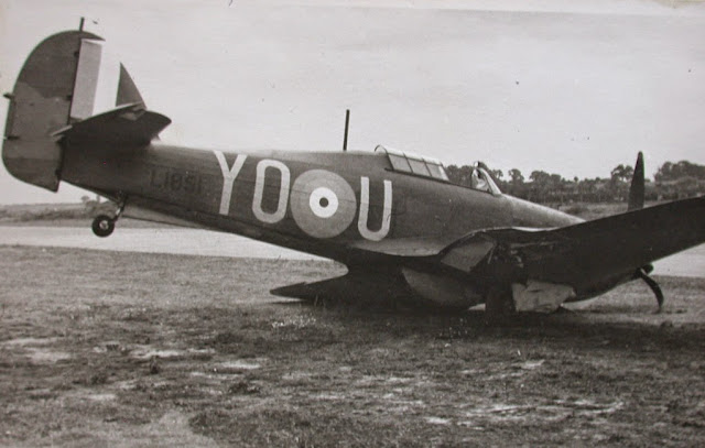 18 August 1940 worldwartwo.filminspector.com Hawker Hurricane