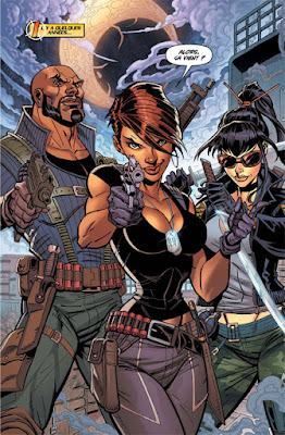 Comics - Danger Girl: April Mayday et son groupe de mercenaires