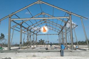 Jasa Pemasangan Baja Untuk Pabrik Di Purworejo