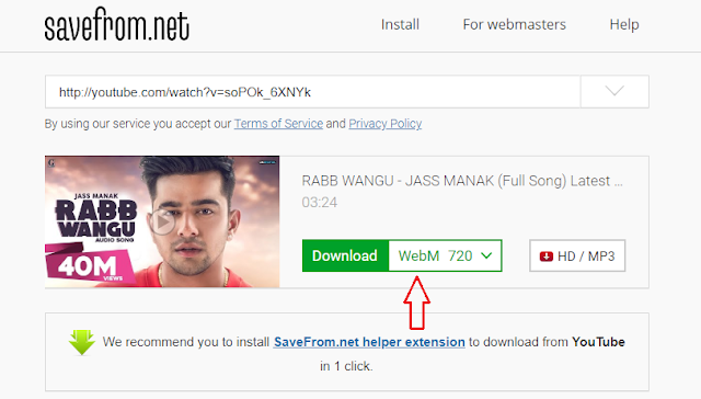 Download YouTube Videos Direct In Your Pc & Android Phone
