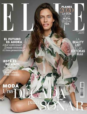 Revista Elle enero 2020