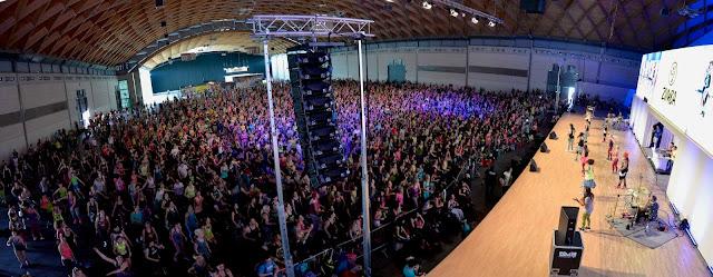 Il più grande evento globale del fitness e del benessere si è chiuso con 266.048 visitatori (e un'esplosione del pubblico estero con un + 30%)