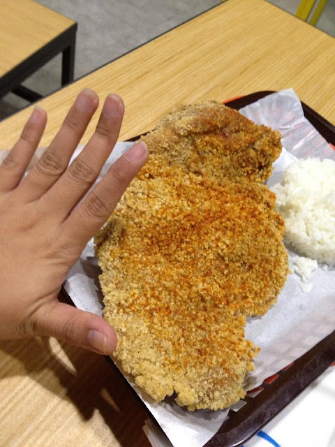 Hot-Star Large Fried Chicken (Eastwood)