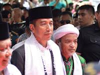 Presiden Joko Widodo Buka Munas Alim Ulama dan Konbes NU