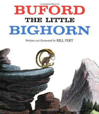 Buford The Little Bighorn, part of Bill Peet book review list and resources