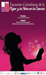 2do Encuentro Colombiano de la Mujer y la Niña en la Ciencia