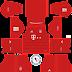 Kits Bayern Munich 2019 - 2022Dream League Soccer 2019 & First Touch Soccer