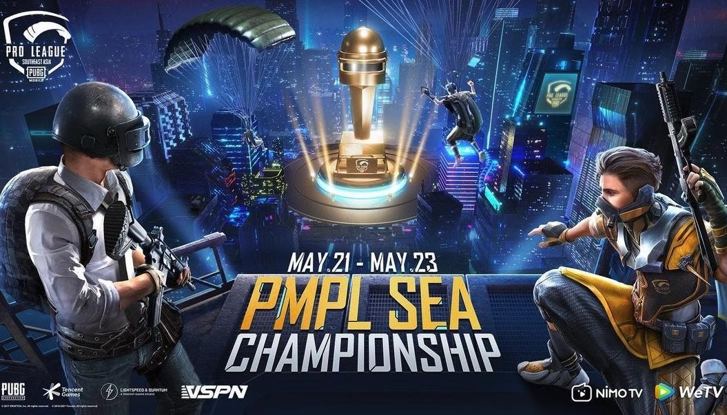 PMPL SEA Championship S3, 4 Tim PUBG Mobile Terbaik Indonesia Turut Berlaga