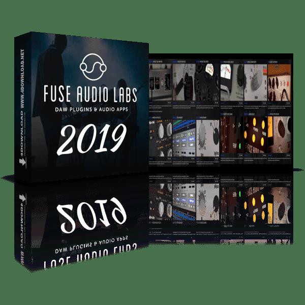 Fuse Audio Labs Plugins Bundle 2019.5 Full version