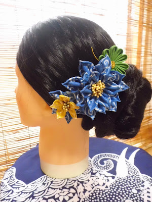https://www.etsy.com/listing/167308687/brilliant-blue-lotus-hasu-kanzashi-hair
