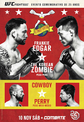 UFC Fight Night Korean Zombie Vs Rodríguez 2018 Custom HD Latino