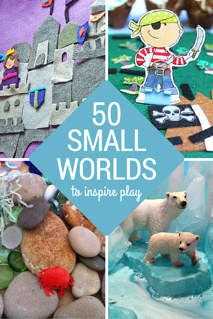 50+ Pretend Play Spaces to Inspire Play | you clever monkey