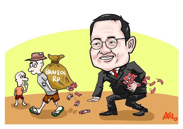 KPK Terima Informasi Nilai Bansos Covid-19 Ditilep Rp 100.000
