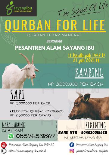 QURBAN FOR LIFE