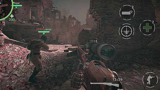 World War Heroes Mod Apk Android