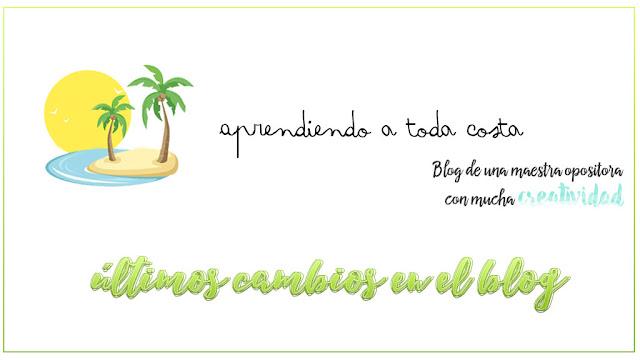 Portada cambios blog