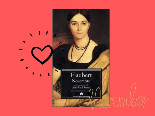 Novembre: romanzo sull'amore perduto di Flaubert