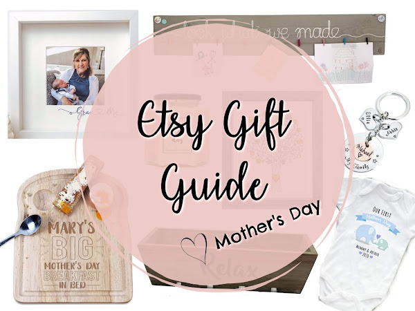 Etsy Gift Guide | Mother's Day